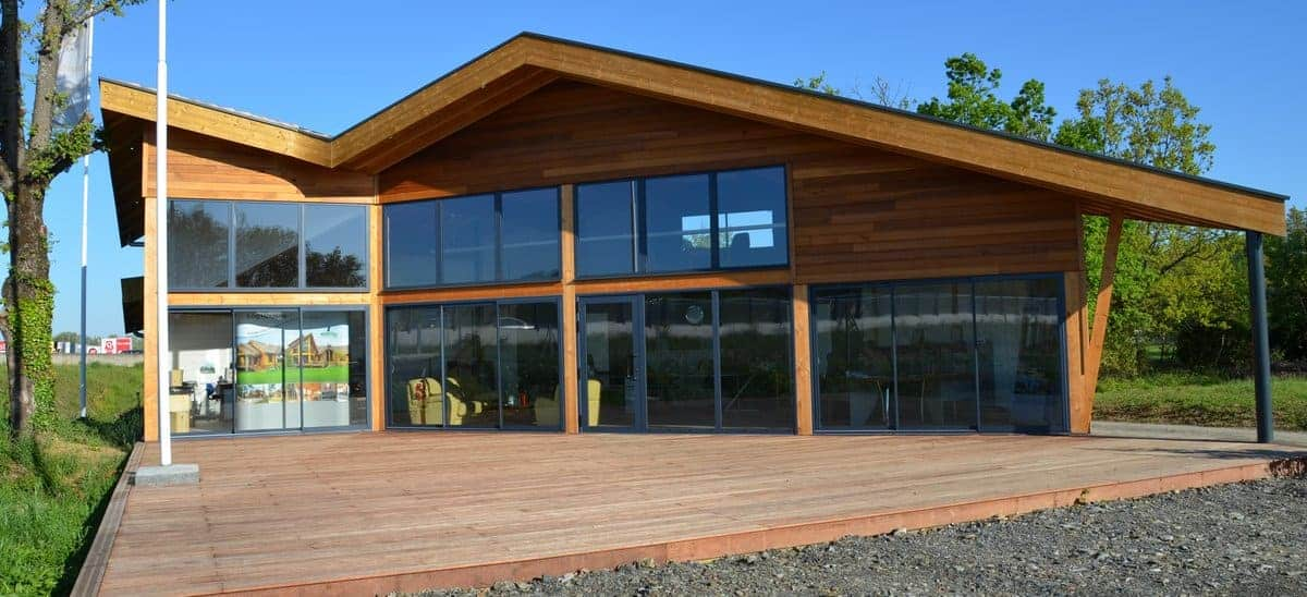 Constructions ossature bois